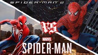 Video Marvel's Spider-Man VS Spider-Man 2 REVIEW/COMPARISON MP3, 3GP, MP4, WEBM, AVI, FLV Desember 2018