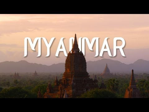 A Video Tour of Myanmar Ultra HD