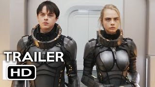 Nonton Valerian And The City Of A Thousand Planets Official Trailer  1  2017  Cara Delevingne Movie Hd Film Subtitle Indonesia Streaming Movie Download