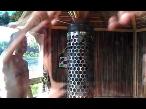 Печь кондиционер Термофор на Баняфесте 2012