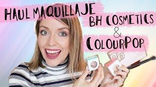 Compritas online! Lo que pedí en BH Cosmetics + ColourPop. Espero que les guste. :) ¿Compraron alguna vez en estas marcas? ¿Cómo fue su experiencia?