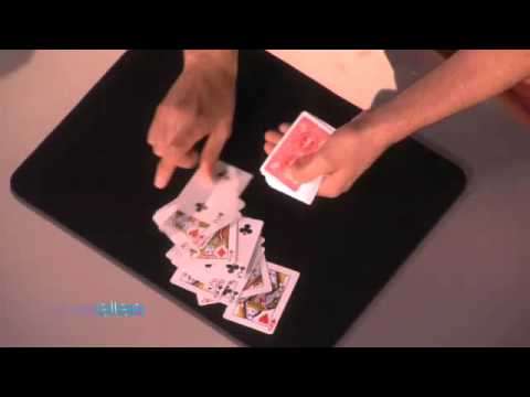Amazing Card Trick By James Galea