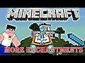 Minecraft Mody - More Enchantments (Nadludzkie możliwości zaklęć!)