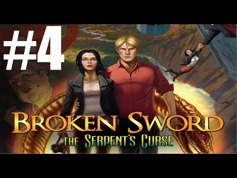 broken - Playlist https://www.youtube.com/watch?v=3FtSPHsk8PQ&list=PLYD0s9u6Ol246mBs5yxSYquMbHhkNL5jd&index=1 Part 4 of a Complete Broken Sword 5 Walkthrough Paris in...