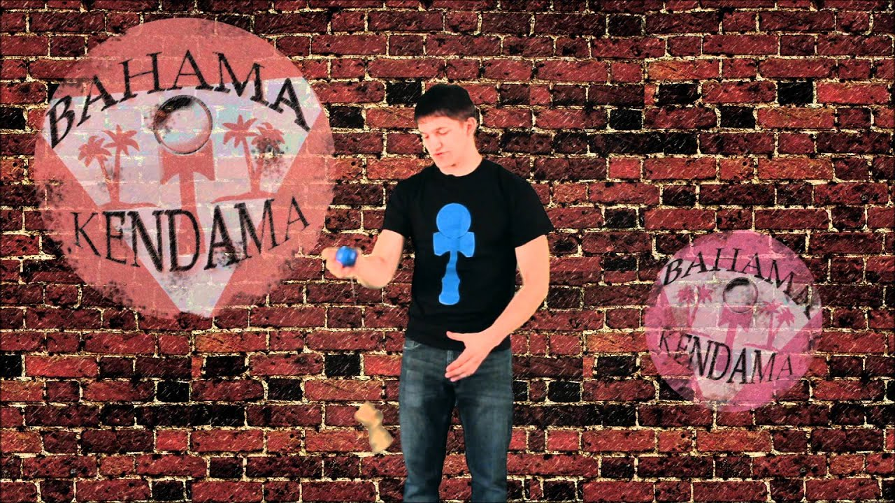 Bahama Kendama Tutorial with Joe Showers: Tama Grip (sometimes called Dama Grip)