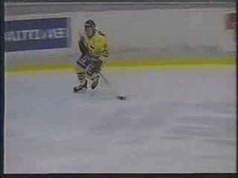 "Swedish Hockey Instructional Video ""Power Skating"""