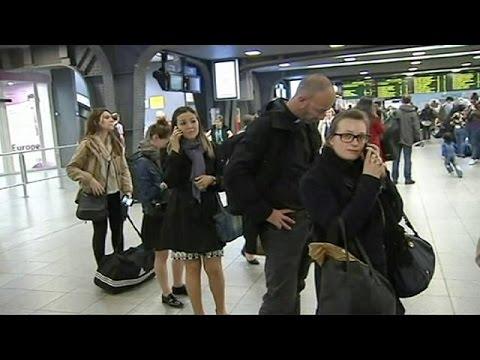 Βέλγιο: Κυκλοφοριακό χάος λόγω απεργίας των εργαζόμενων στα τρένα