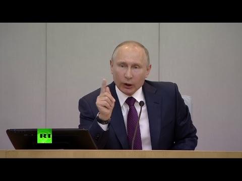Открытое заседание Госдумы по кандидатуре на пост премьер-министра - DomaVideo.Ru