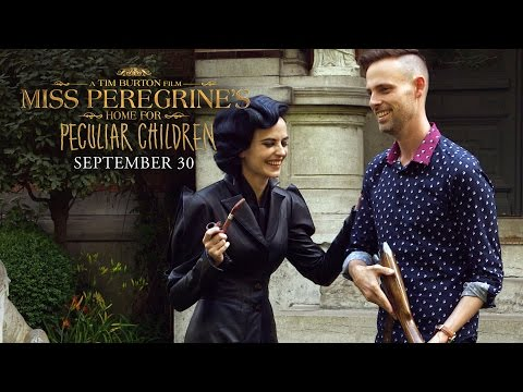 Miss Peregrine's Home for Peculiar Children (Set Tour with Ransom Riggs)