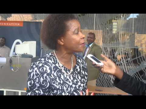 Mamphela Ramphele on Nelson Mandela International Day
