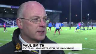 'Pay what you can' scheme for football fans