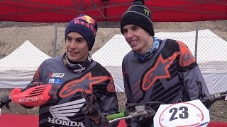 Video Marc Marquez #93 | Enduro del Segre 2016 | Honda CRF450 HRC by Jaume Soler MP3, 3GP, MP4, WEBM, AVI, FLV April 2018