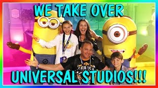 FUNNY MOMENTS AND SCARY RIDES | We Are The Davises