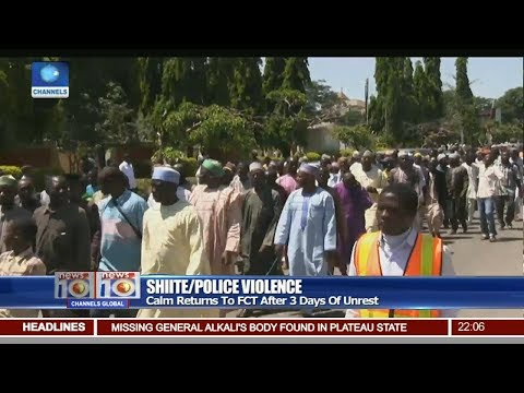 Calm Returns To Abuja After 3 Days Of Unrest