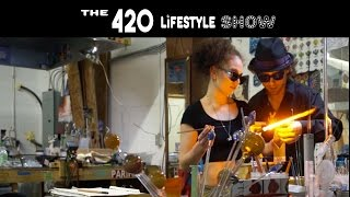 The 420 Lifestyle with Carly Marley: Arts & Activism by Pot TV