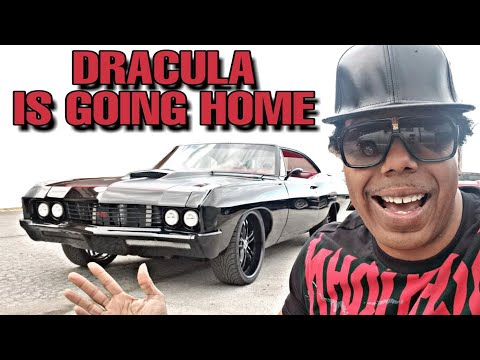 MOST LEGENDARY YOUTUBE CAR EVER DRACULA IS DONE (MUST WATCH)