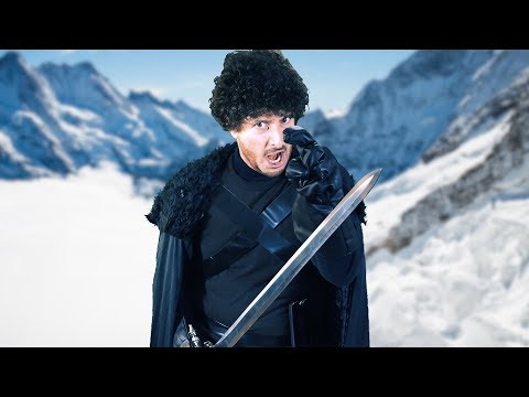 Game of Thrones Theme Song Parody by Goldentusk