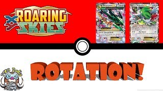 The Pokémon rotation is coming on September 1st so let's take a look at Roaring Skies and see what we're losing when this set rotates. It's a lot!Headlines video: https://www.youtube.com/watch?v=9t4uoyFZmmY& Primal Clash video: https://www.youtube.com/watch?v=g9PyKg654fk& Twitch: twitch.tv/ptcgradioPatreon: Patreon.com/ptcgradioTwitter: twitter.com/thewossy