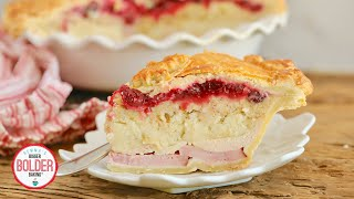 Thanksgiving Leftovers Pie by Gemma's Bigger Bolder Baking