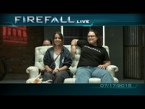 Firefall Live with special guest c0wb0y!