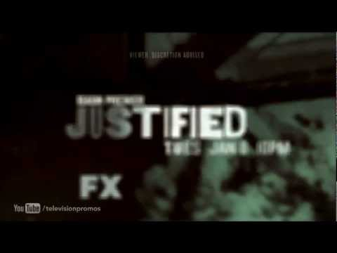 Justified Season 4 (Promo)