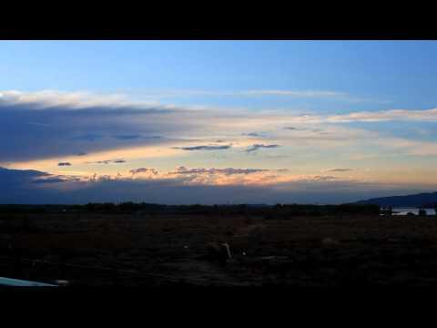 新疆沿途景色