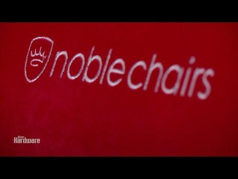 Noblechairs Epic Echtleder Test/Review: Luxuriöser Gaming-Chair