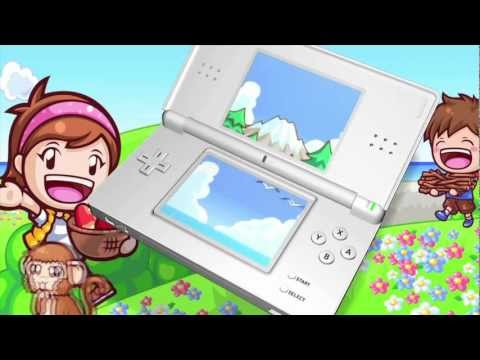 PlanetNintendo.it // Cooking Mama World: Outdoor Adventures (DS) - Sales Trailer
