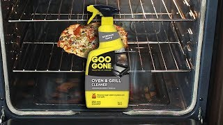 Remove tough, baked-on food with Goo Gone Oven & Grill Cleaner. Find where to buy the product here: ...