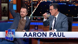 Aaron Paul: Bryan Cranston Lied To Me About Jesse's Death On
