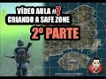 live criando Jogo Battle Royale 7 2 p Safe Zone E Mini