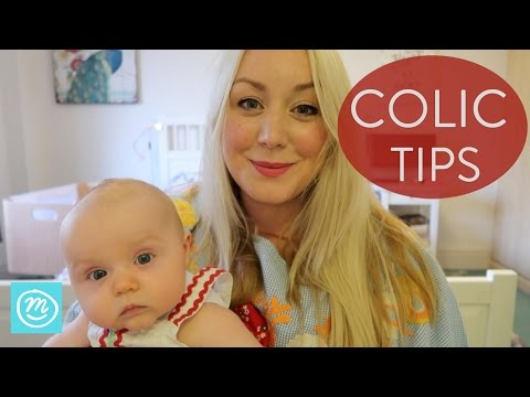 How To Relieve Colic In Babies - Mum SOS | Channel Mum