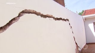 Bauru: vazamento de esgoto pode ter danificado casas