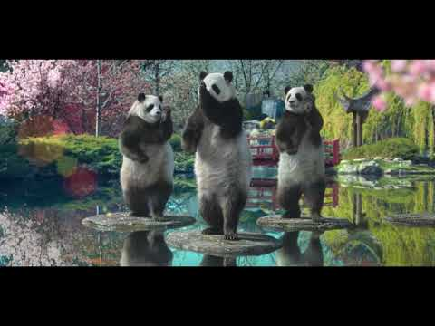 Sudocrem S Soothing Panda Ad From The Uk Commercial Society