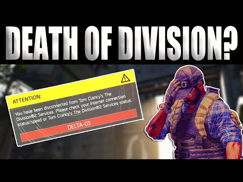 THE DIVISION 2 - IS IT DYING?