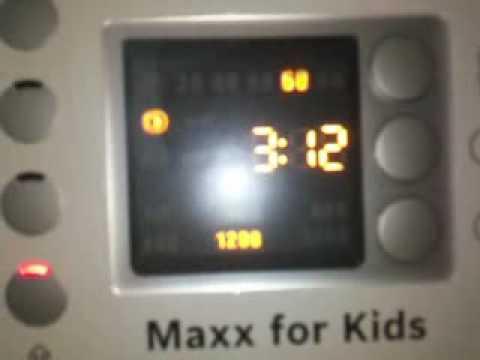 Nastavitev pranja pralnega stroja Bosch Maxx 7 Varioperfect