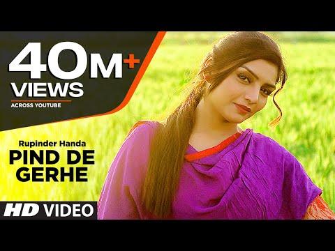 Download Rupinder Handa: PIND DE GERHE (Full Song)   Desi Crew   New Punjabi Video 2015 HD Mp4 3GP Video and MP3