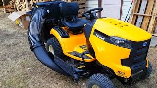 7. Cub Cadet Bagger [UNBOXING and FIRST USE]