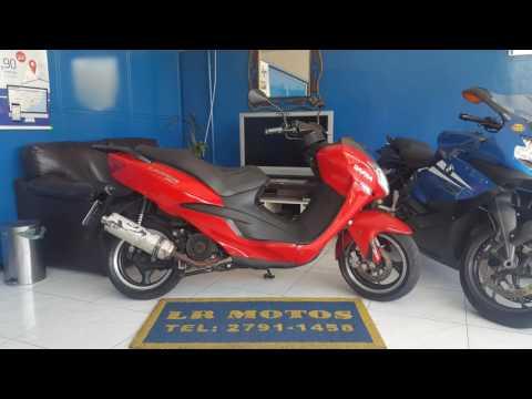 LR Motos - Revisão de Moto Concluida - Dafra Laser 150 Vermelha - 8797