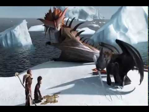 Httyd2 Valka And Hiccup - Flying Together