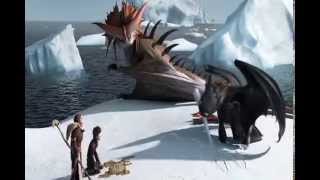 Video HTTYD2 Valka and Hiccup - Flying Together MP3, 3GP, MP4, WEBM, AVI, FLV Agustus 2018