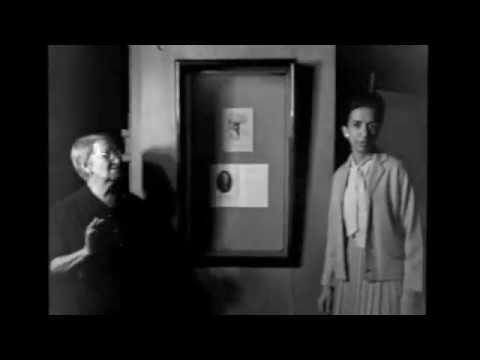 Filmagem da exposição do centenário de Ernesto Nazareth em 1963 - BN (versão completa)