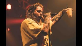 Post Malone —All Apologies Live (Nirvana Cover)