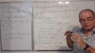 Algebra Intermedia - Lección 18 - A (otras Agrupaciones Para Factorizar)