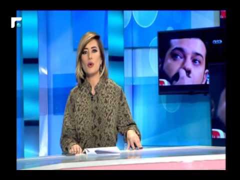 النجم المصري عمرو يوسف يبكي ..والسبب!؟