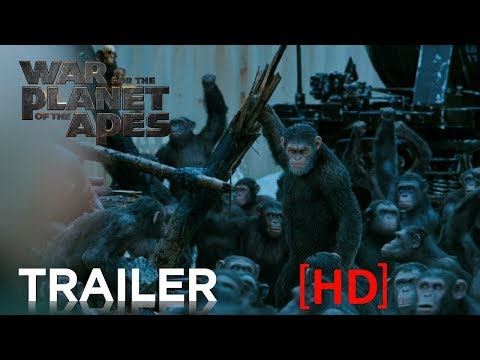 War for the Planet of the Apes - Official Trailer - [HD]