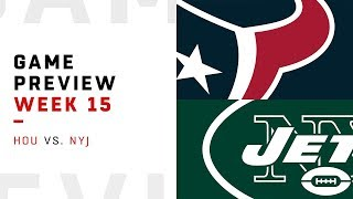 Nonton Houston Texans Vs  New York Jets   Week 15 Game Preview   Move The Sticks Film Subtitle Indonesia Streaming Movie Download