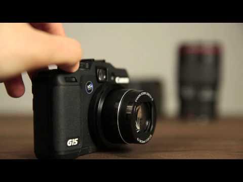 Canon Powershot G15 test, review [PL]