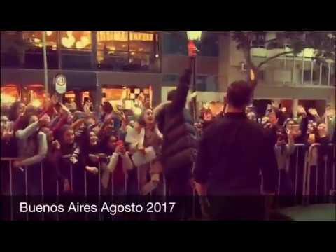 David Bisbal visita Buenos Aires
