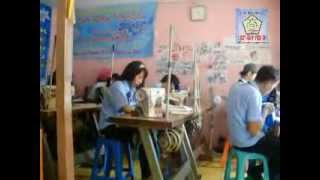 Video Sewing School for to Garment,Lucky Adam Fashion MP3, 3GP, MP4, WEBM, AVI, FLV Desember 2018